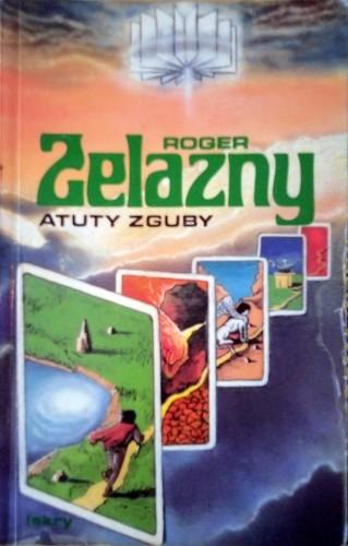 Okładka książki Atuty zguby