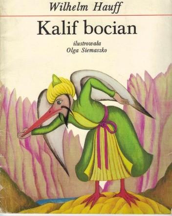 Okładka książki Kalif bocian