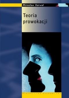 Okładka książki Teoria prowokacji
