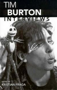 Okładka książki Tim Burton: Interviews