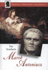 Okładka książki Marek Antoniusz