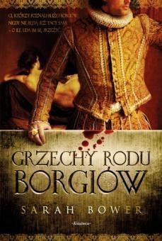Okładka książki Grzechy rodu Borgiów