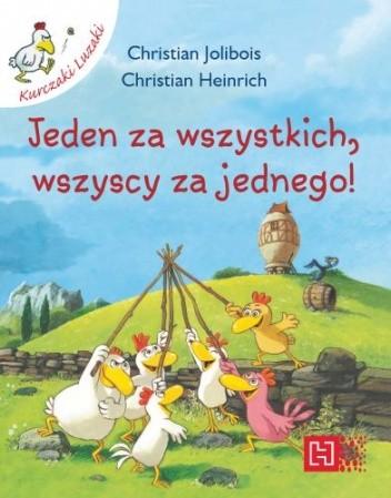Okładka książki Jeden za wszystkich, wszyscy za jednego!
