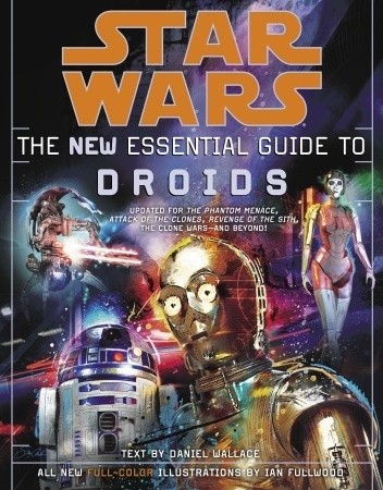 Okładka książki The New Essential Guide to Droids