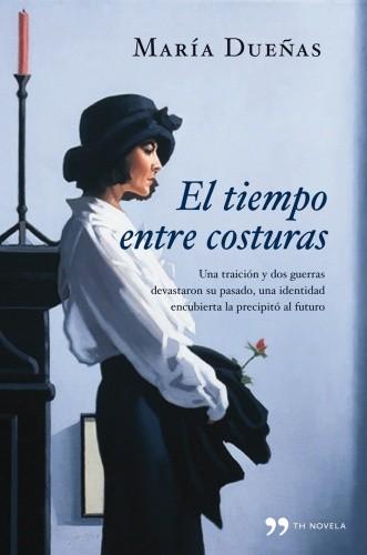Okładka książki El tiempo entre costuras