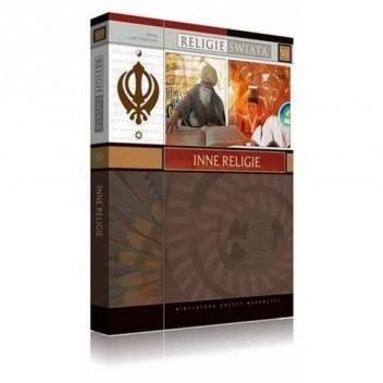 Okładka książki Religie świata. Inne religie.