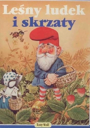 Okładka książki Leśny ludek i skrzaty