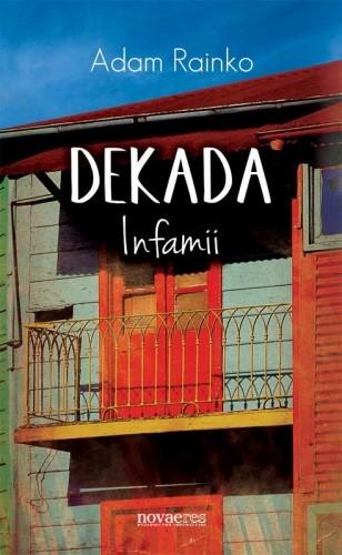 Okładka książki Dekada infamii