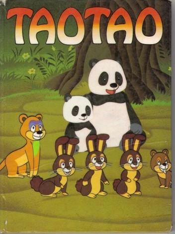 Okładka książki TaoTao. Niedźwiadek Panda