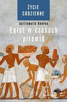 Okładka książki Egipt w czasach piramid