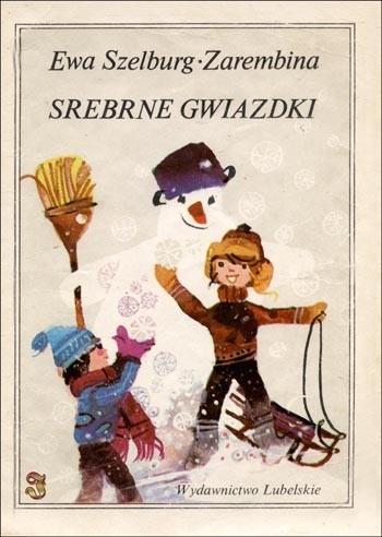 Okładka książki Srebrne gwiazdki