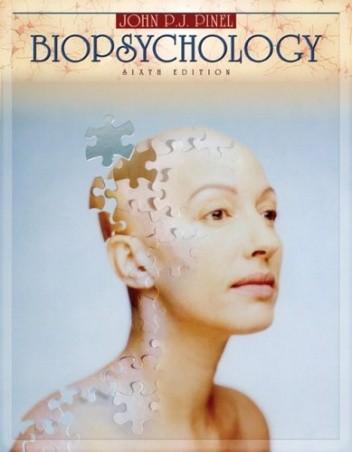 Okładka książki Biopsychology