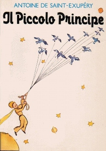 Okładka książki Il piccolo principe