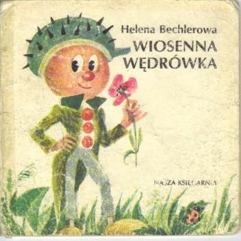 Okładka książki Wiosenna wędrówka