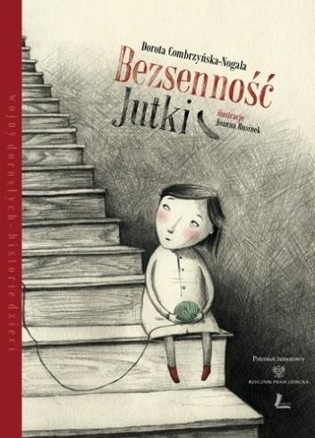 Okładka książki Bezsenność Jutki