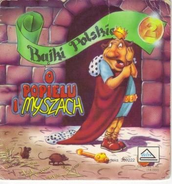 Okładka książki O Popielu i myszach