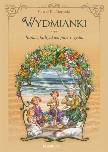 Okładka książki Wydmianki