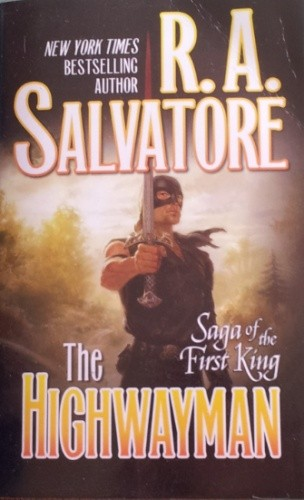 Okładka książki Highwayman
