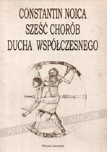Okładka książki Sześć chorób ducha współczesnego