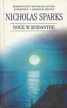 Okładka książki Noce w Rodanthe
