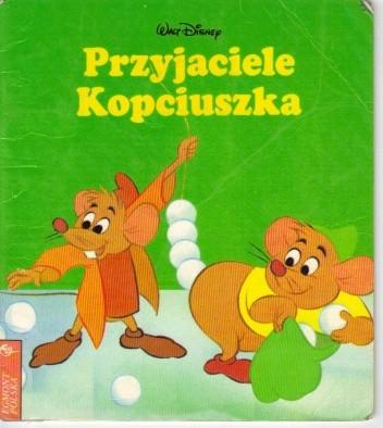 Okładka książki Przyjaciele Kopciuszka