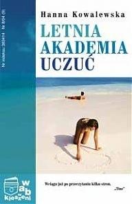 Okładka książki Letnia akademia uczuć