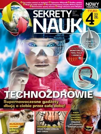 Okładka książki Sekrety Nauki (2/2012)