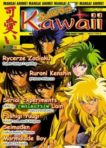Okładka książki Kawaii nr 3/2000 (25) (kwiecień/maj 2000)