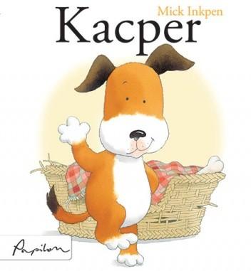 Okładka książki Kacper