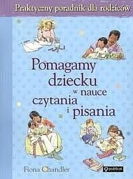 Okładka książki Pomagamy dziecku w nauce czytania i pisania