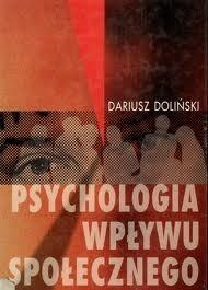 Okładka książki Psychologia wpływu społecznego