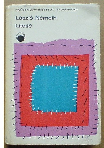 Okładka książki Litość