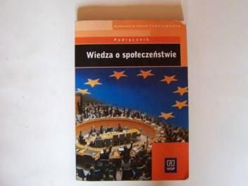 Okładka książki Wiedza o społeczeństwie
