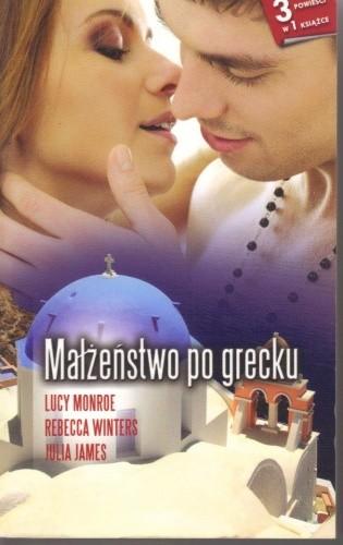 Okładka książki Małżeństwo po grecku