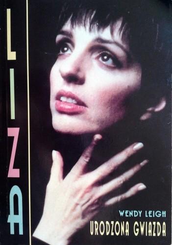 Okładka książki Liza. Urodzona gwiazda