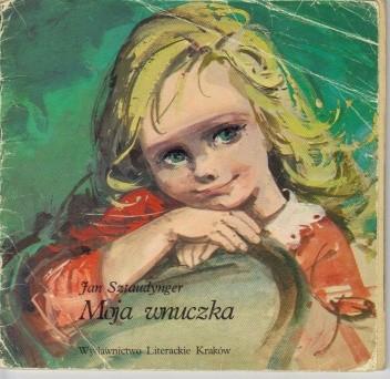 Okładka książki Moja wnuczka