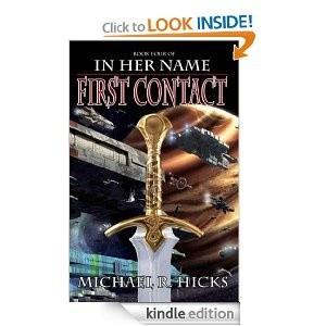 Okładka książki First Contact