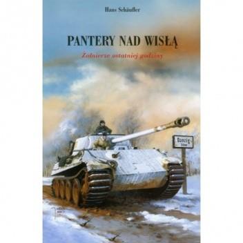 Okładka książki Pantery nad Wisłą. Żołnierze ostatniej godziny