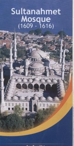 Okładka książki Sultanahmet Mosque (1609 - 1616)