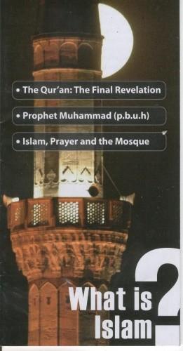 Okładka książki What is Islam?