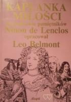 Kapłanka miłości: Na podstawie pamiętników Ninon de Lenclos