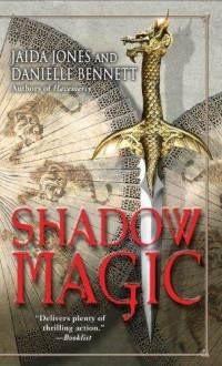 Okładka książki Shadow Magic