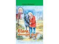 Okładka książki Klara,właścicielka konia