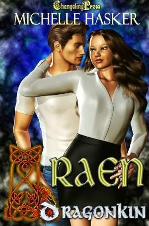 Okładka książki Raen