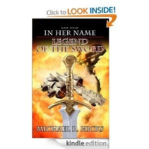 Okładka książki Legend Of The Sword