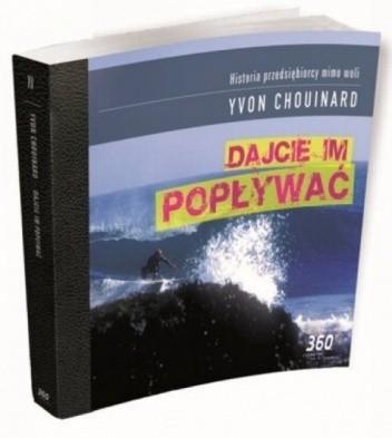 Okładka książki Dajcie im popływać