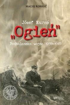 Okładka książki Józef Kuraś