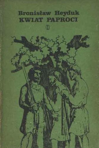 Okładka książki Kwiat paproci
