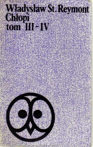 Okładka książki Chłopi. Tom III - IV