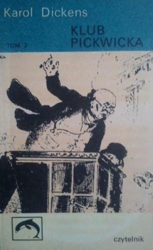 Okładka książki Klub Pickwicka t. II